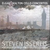 Elgar Concerto CD Isserlis (2)
