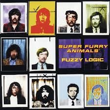 Super furry animals Fuzzy Logic (2)