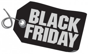 Black-Friday price tag logo